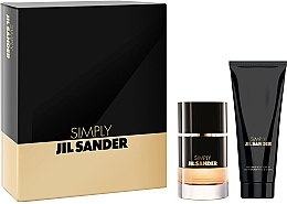 Düfte, Parfümerie und Kosmetik Jil Sander Simply Jil Sander - Duftset (Eau de Parfum 40ml + Körperlotion 75ml)