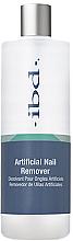 Düfte, Parfümerie und Kosmetik Nagellackentferner für künstliche Nägel - IBD Artificial Nail Remover