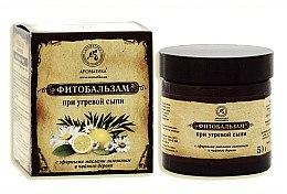 Düfte, Parfümerie und Kosmetik Gesichtsbalsam gegen Akne mit Zitronen- und Teebaumöl - Aromatika