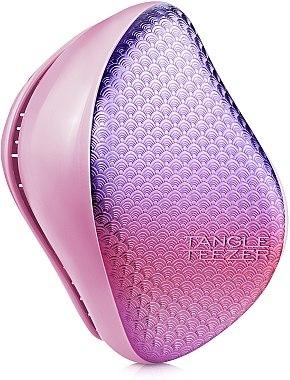 Kompakter Haarkamm pink - Tangle Teezer Compact Styler Sunset Pink — Bild N3