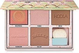Düfte, Parfümerie und Kosmetik Konturierpalette - Benefit Cosmetics Cheekleaders Pink Squad