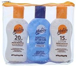 Düfte, Parfümerie und Kosmetik Set - Malibu (b/lot/100ml + b/lot/100ml + b/lot/100ml)