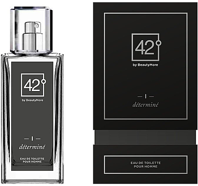 42° by Beauty More I Determine - Eau de Toilette — Bild N1