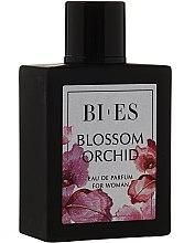 Bi-Es Blossom Orchid - Dudtset (Eau de Parfum/100ml + Duschgel/50ml + Parfum/12ml) — Bild N3