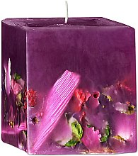 Düfte, Parfümerie und Kosmetik Duftkerze Blühender Obstgarten - Bulgarian Rose Perfume Fragrant Wax Candle