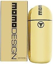 Düfte, Parfümerie und Kosmetik Momo Design Gold - Eau de Parfum
