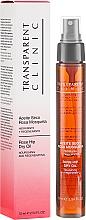 Düfte, Parfümerie und Kosmetik Körperöl-Spray mit Hagebutten und Vitamin E - Transparent Clinic Rosehip Dry Oil in Spray