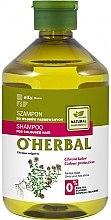 Düfte, Parfümerie und Kosmetik Shampoo für gefärbtes Haar mit Thymianextrakt - O'Herbal