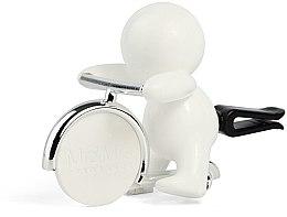 Mr&Mrs Fragrance Gino White Fresh Air - Auto-Lufterfrischer Fresh Air — Bild N1