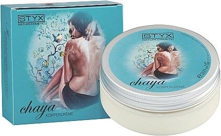 Körpercreme Chaya - Styx Naturcosmetic Chaya Body Cream — Bild N1