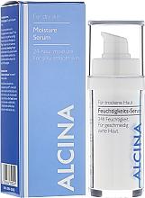 Düfte, Parfümerie und Kosmetik Feuchtigkeitsspendendes Gesichtsserum - Alcina T Moisture Serum