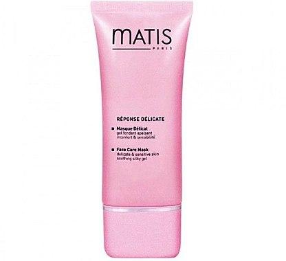 Beruhigende Gesichtsmaske für empfindliche und Problemhaut - Matis Face Care Mask Delicate & Sensitive — Bild N1