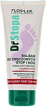 Düfte, Parfümerie und Kosmetik Balsam für müde Füße und Beine - Floslek Dr Stopa Foot Therapy Tired Foot And Leg Balm