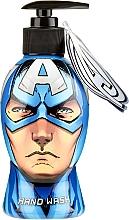 Düfte, Parfümerie und Kosmetik Flüssigseife für Kinder Marvel Capitan America - Disney Marvel Capitan America