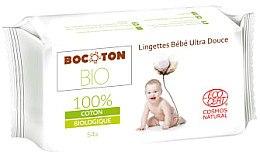 Düfte, Parfümerie und Kosmetik Natürliche Feuchttücher - Bocoton Bio