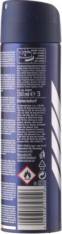 Deospray Antitranspirant - Nivea Men Fresh Active Deodorant — Bild N3