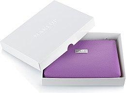 """Düfte, Parfümerie und Kosmetik Kosmetiktasche """"Lucky"""" violett im Geschenkbox - MakeUp"""