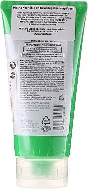 Gesichtsreinigungsschaum - Missha Near Skin pH Balancing Cleansing Foam — Bild N3