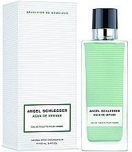 Düfte, Parfümerie und Kosmetik Angel Schlesser Agua de Vetiver - Eau de Toilette