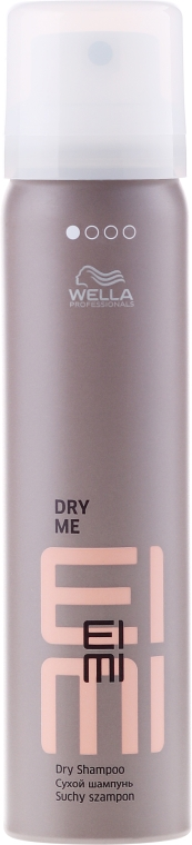 Trockenshampoo für alle Haartypen - Wella Professionals EIMI Dry Me Shampoo — Bild N1