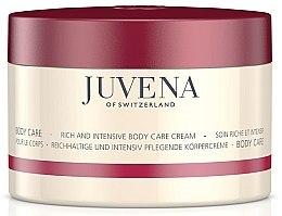 Düfte, Parfümerie und Kosmetik Intensiv reichhaltige und pflegende Körpercreme - Juvena Body Care Luxury Adoration Rich And Intensive Body Cream