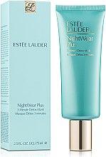 Düfte, Parfümerie und Kosmetik Gesichtsmaske - Estee Lauder NightWear Plus 3-Minute Detox Mask