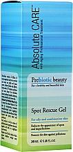 Düfte, Parfümerie und Kosmetik Gesichtsgel für fettige und Mischhaut - Absolute Care Prebiotic Beauty Spot Rescue Gel