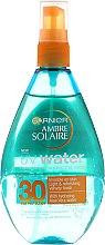 Düfte, Parfümerie und Kosmetik Sonnenschutz Körperspray - Garnier Ambre Solaire UV Water Clear Sun Spray