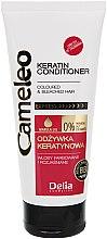 Düfte, Parfümerie und Kosmetik Keratin Haarspülung für gefärbtes Haar - Delia Cameleo Conditioner