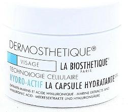 Düfte, Parfümerie und Kosmetik Gel-Kapseln mit Meeresextrakt und Hyaluronsäure - La Biosthetique Dermosthetique Hydro-Actif La Capsule Hydratante (Salon Size)