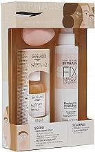 Düfte, Parfümerie und Kosmetik Gesichtspflegeset (Serum 50ml + Fixierspray 150ml + Schwamm) - Byphasse Sorbet Serum Lifting №2 Set