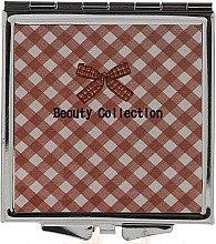 Düfte, Parfümerie und Kosmetik Kosmetischer Taschenspiegel 85604 6 cm - Top Choice Beauty Collection Mirror