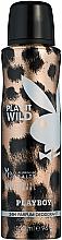 Düfte, Parfümerie und Kosmetik Playboy Play It Wild For Her - Parfümiertes Deospray