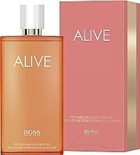 Düfte, Parfümerie und Kosmetik Hugo Boss Boss Alive - Parfümiertes Bade- und Duschgel