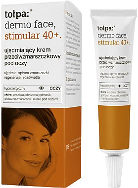 Augenkonturcreme - Tolpa Dermo Face Stimular 40+ Eye Cream — Bild N1