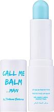 Düfte, Parfümerie und Kosmetik Lippenbalsam - Fontana Contarini Call Me Balm Man Protective Lip Balm