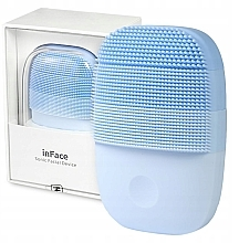 Düfte, Parfümerie und Kosmetik Ultraschall-Gesichtsreinigungsgerät blau - Xiaomi inFace 2 Blue