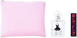 Düfte, Parfümerie und Kosmetik Guerlain La Petite Robe Noire Eau Fraiche - Duftset (Eau de Toilette 50ml + Lipgloss 011 + Kosmetiktasche)