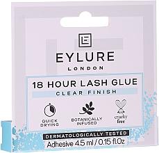 Düfte, Parfümerie und Kosmetik Wimpernkleber - Eylure 18 Hour Lash Glue Clear Finish