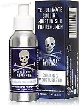 Düfte, Parfümerie und Kosmetik Kühlende und feuchtigkeitsspendende Gesichtscreme - The Bluebeards Revenge Cooling Moisturiser