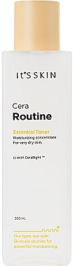 Feuchtigkeitsspendendes Gesichtswasser für trockene Haut - It's Skin Cera Routine Essential Toner — Bild N1