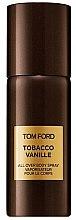 Düfte, Parfümerie und Kosmetik Tom Ford Tobacco Vanille - Körperspray mit Duft nach Tonkabohnen, Tabakblüten, Vanille und Kakao