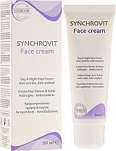 Düfte, Parfümerie und Kosmetik Anti-Aging Gesichtscreme - Synchroline Synchrovit Face Cream