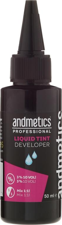 Oxidationsmittel 3% - Andmetics Liquid Tint Developer — Bild N1