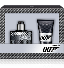Düfte, Parfümerie und Kosmetik James Bond 007 Men - Set(edt/30ml + sh/gel/50ml)