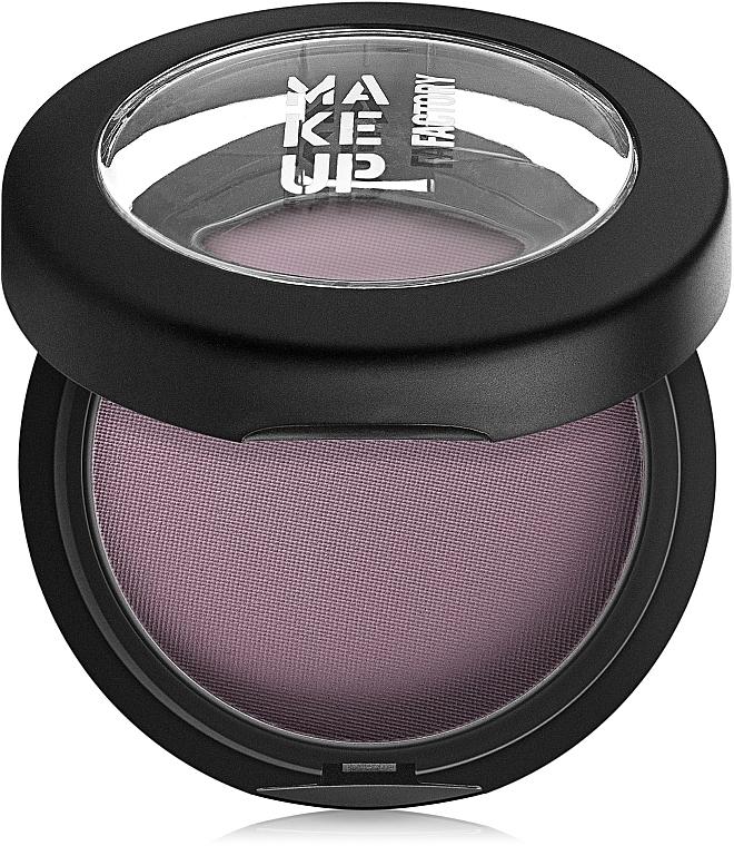 Lidschatten - Make Up Factory Mat Eye Shadow Mono