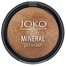 Gebackener Mineralpuder - Joko Mineral Powder — Bild N1