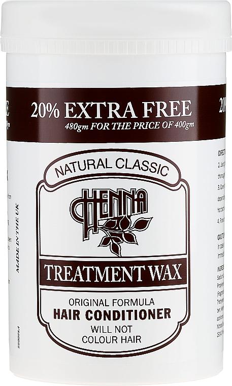 Haarspülung mit Henna-Extrakt - Natural Classic Henna — Bild N1