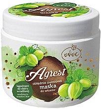 Düfte, Parfümerie und Kosmetik Haarmaske mit Extrakt aus Feigen, Algen und Sheabutter - Ovoc Agrest Mask