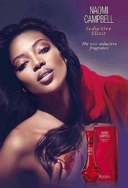 Naomi Campbell Seductive Elixir - Parfümiertes Körperspray  — Bild N2